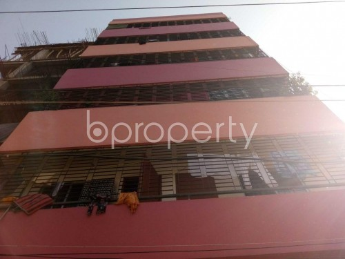 Front view - 3 Bed Apartment to Rent in Kafrul, Dhaka - 1859162