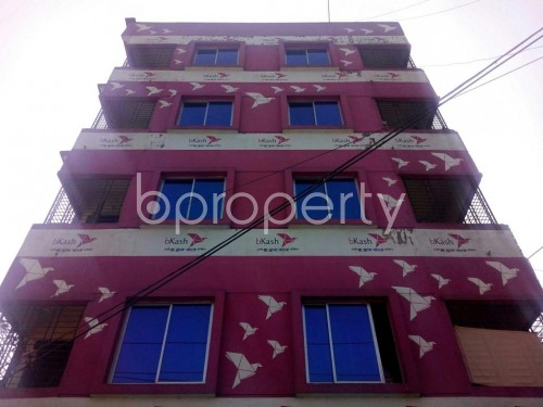 Front view - 2 Bed Apartment to Rent in Kadamtoli, Sylhet - 1859166