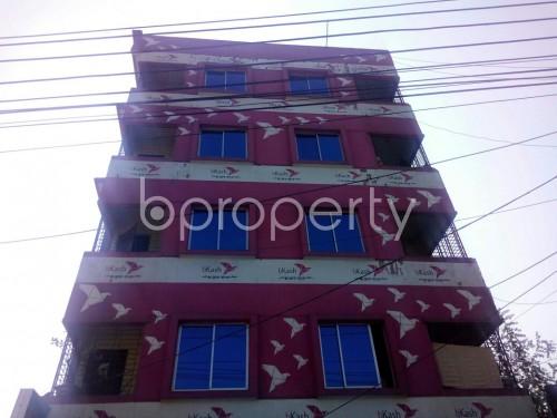 Outside view - 2 Bed Apartment to Rent in Kadamtoli, Sylhet - 1859167