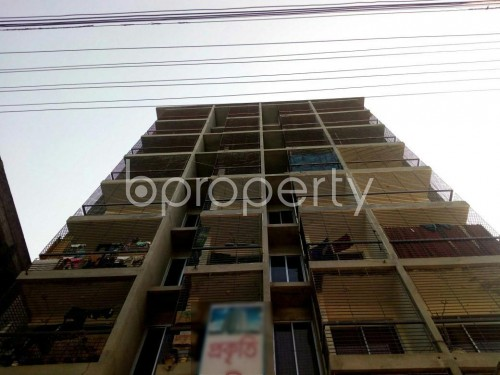 Front view - 2 Bed Apartment for Sale in Race Course, Comilla - 1859169