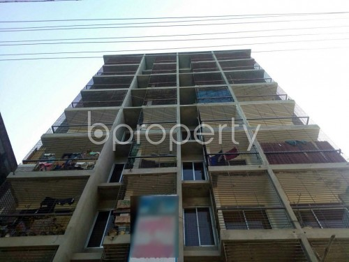 Front view - 2 Bed Apartment for Sale in Race Course, Comilla - 1859170