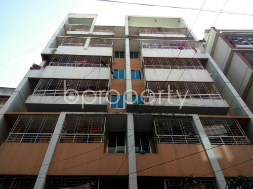 Front view - 3 Bed Apartment to Rent in Mohammadpur, Dhaka - 1859164