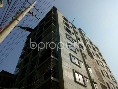 Outside view - 2 Bed Apartment for Sale in Race Course, Comilla - 1859172