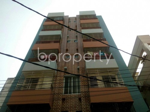 Front view - 3 Bed Apartment to Rent in Bashundhara R-A, Dhaka - 1859211
