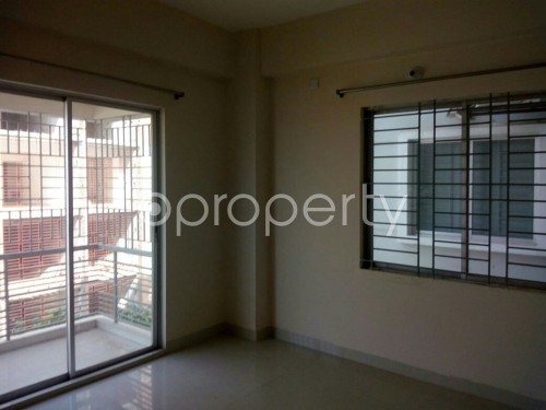 Bedroom - 3 Bed Apartment to Rent in Bashundhara R-A, Dhaka - 1859212