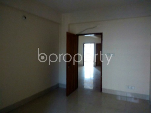 Bedroom - 3 Bed Apartment to Rent in Bashundhara R-A, Dhaka - 1859213