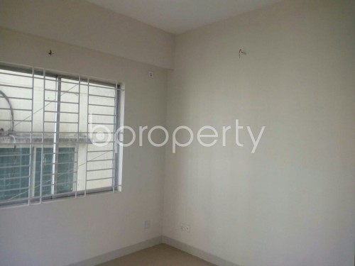 Bedroom - 3 Bed Apartment to Rent in Bashundhara R-A, Dhaka - 1859215