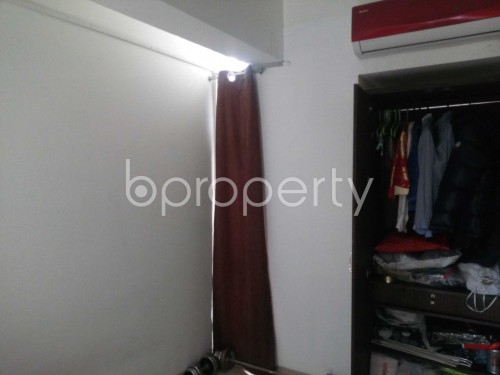 Bedroom - 3 Bed Apartment to Rent in Gulshan, Dhaka - 1859218