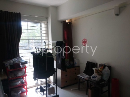 Bedroom - 3 Bed Apartment to Rent in Gulshan, Dhaka - 1859223