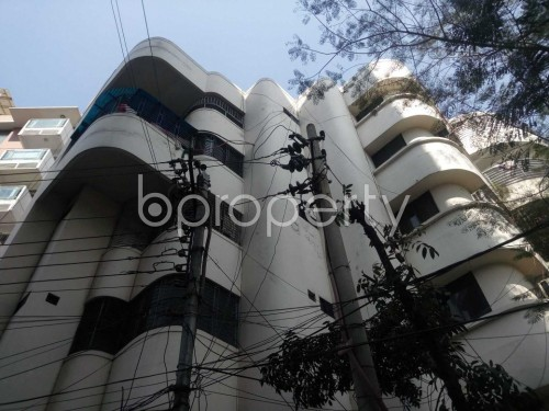 Front view - 4 Bed Apartment to Rent in Gulshan, Dhaka - 1859224