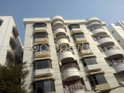 Front view - 3 Bed Apartment to Rent in Baridhara, Dhaka - 1859232