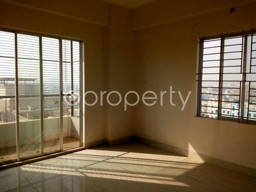 Bedroom - 3 Bed Apartment for Sale in Mirpur, Dhaka - 1859235