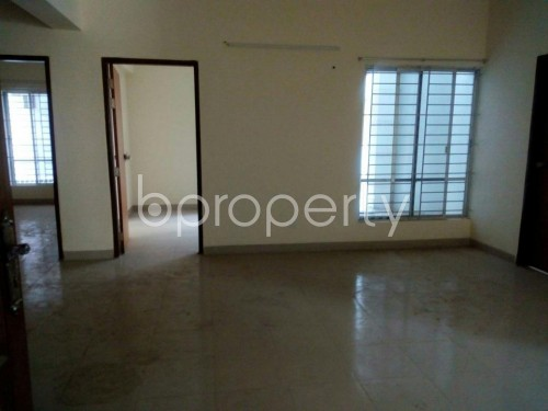 Dine/Dining - 3 Bed Apartment for Sale in Mirpur, Dhaka - 1859248