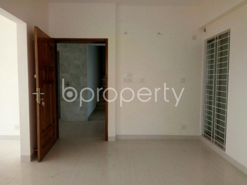 Empty Room - 3 Bed Apartment for Sale in Mirpur, Dhaka - 1859270