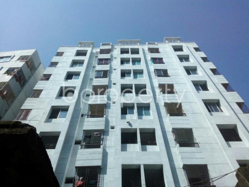 Front view - 2 Bed Apartment to Rent in Jhautola, Comilla - 1859261