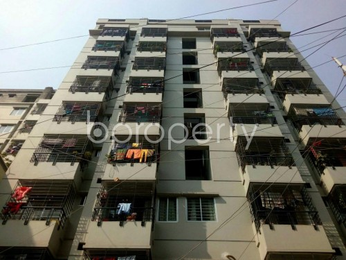 Front view - 2 Bed Apartment for Sale in Dakshin Khan, Dhaka - 1859273