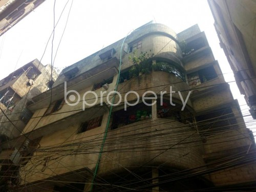 Front view - 1 Bed Apartment to Rent in Tejgaon, Dhaka - 1859275