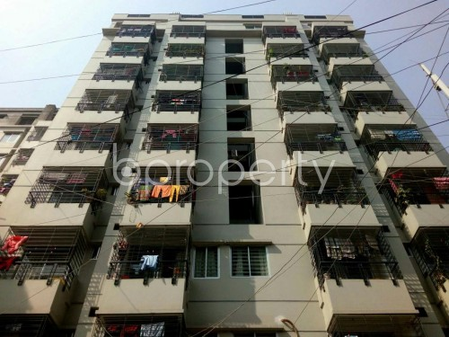 Front view - 2 Bed Apartment for Sale in Dakshin Khan, Dhaka - 1859274