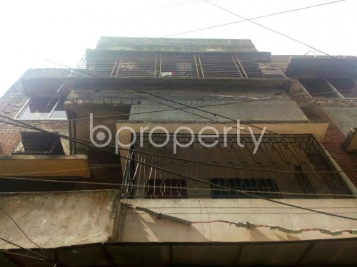 Front view - 1 Bed Apartment to Rent in Tejgaon, Dhaka - 1859285