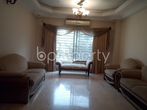 Dine/Dining - 3 Bed Apartment to Rent in Baridhara, Dhaka - 1859297