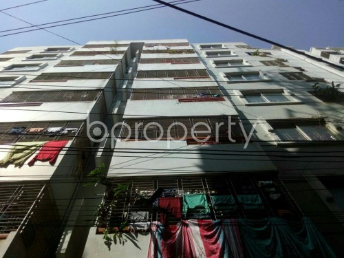 Front view - 3 Bed Apartment to Rent in Jhautola, Comilla - 1859314