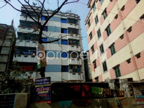 Front view - 2 Bed Apartment to Rent in Shiddhirganj, Narayanganj City - 1859299