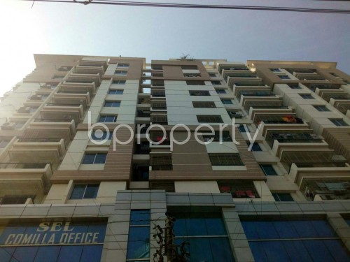 Front view - 3 Bed Apartment to Rent in Jhautola, Comilla - 1859315