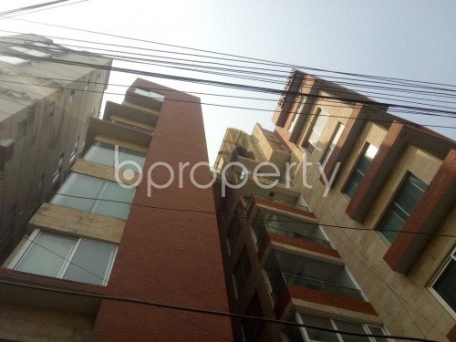 Front view - 3 Bed Apartment to Rent in Baridhara, Dhaka - 1859320