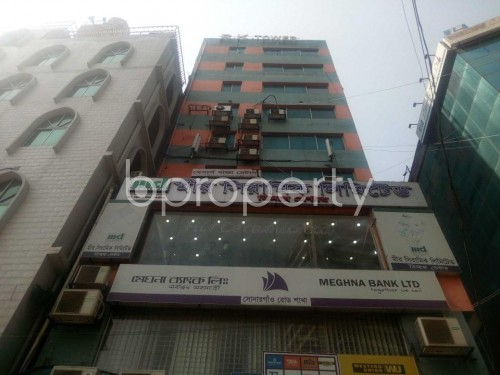 Front view - Shop for Sale in Hatirpool, Dhaka - 1859324