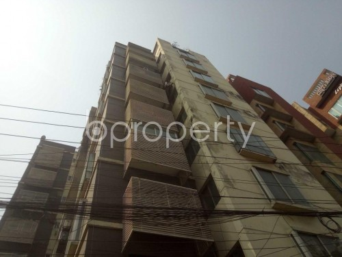 Front view - 3 Bed Apartment to Rent in Baridhara, Dhaka - 1859330