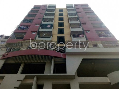 Front view - 3 Bed Apartment to Rent in Dakshin Khan, Dhaka - 1859339