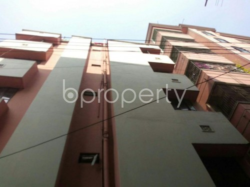 Front view - 2 Bed Apartment to Rent in Shiddhirganj, Narayanganj City - 1859346