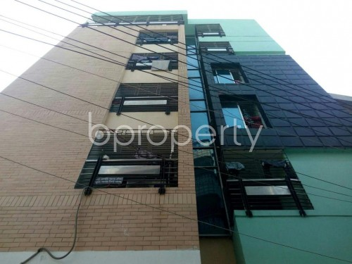 Front view - 2 Bed Apartment to Rent in Dakshin Khan, Dhaka - 1859390