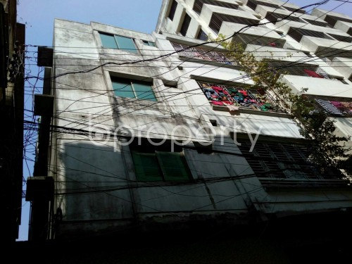 Outside view - 2 Bed Apartment to Rent in Dhanmondi, Dhaka - 1859395