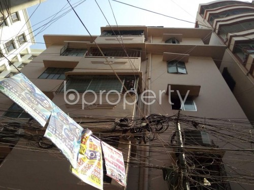 Front view - 1 Bed Apartment to Rent in Tejgaon, Dhaka - 1859399