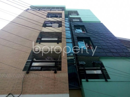 Front view - 2 Bed Apartment to Rent in Dakshin Khan, Dhaka - 1859400