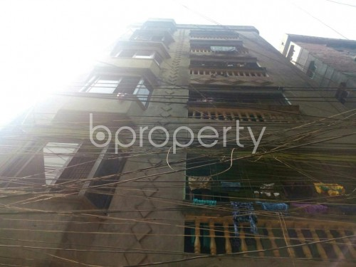 Front view - 2 Bed Apartment to Rent in Tejgaon, Dhaka - 1859405