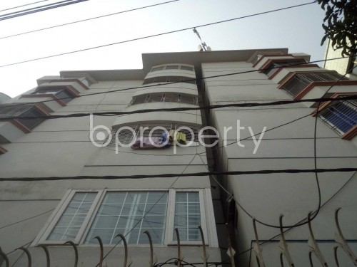 Front view - 3 Bed Apartment to Rent in Baridhara, Dhaka - 1859409