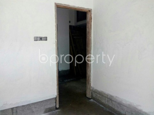 Bedroom - 4 Bed Apartment for Sale in Mirpur, Dhaka - 1859410