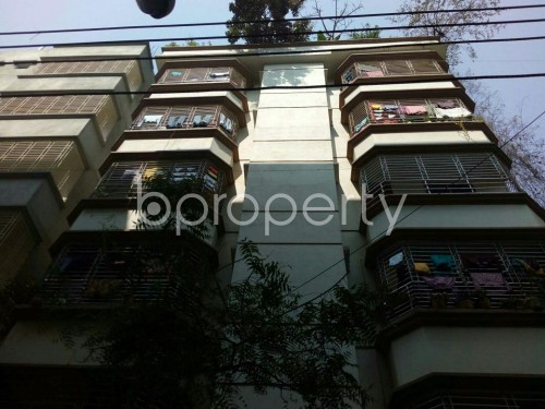 Front view - 2 Bed Apartment to Rent in Badda, Dhaka - 1859416