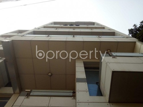 Front view - 3 Bed Apartment to Rent in Baridhara, Dhaka - 1859431