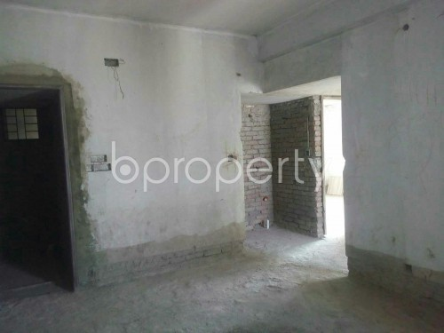 Dining area - 3 Bed Apartment for Sale in Rampura, Dhaka - 1859411