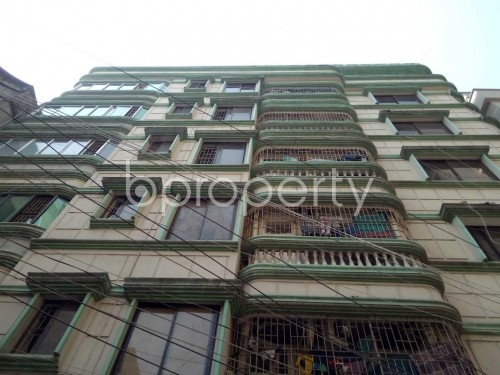 Front view - 2 Bed Apartment to Rent in Tejgaon, Dhaka - 1859432