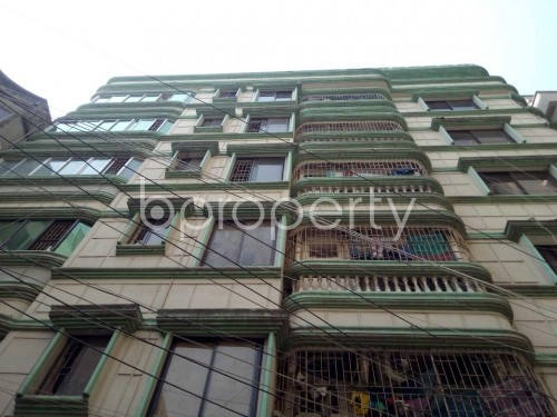 Front view - 2 Bed Apartment to Rent in Tejgaon, Dhaka - 1859436