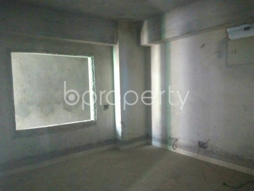 Dining area - 3 Bed Apartment for Sale in Rampura, Dhaka - 1859419