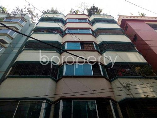 Front view - 2 Bed Apartment to Rent in Badda, Dhaka - 1859464