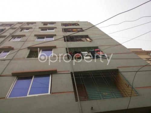 Front view - 2 Bed Apartment to Rent in Shiddhirganj, Narayanganj City - 1859438