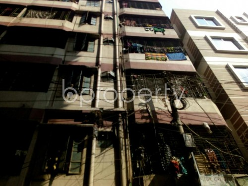 Front view - 2 Bed Apartment to Rent in Shiddhirganj, Narayanganj City - 1859448