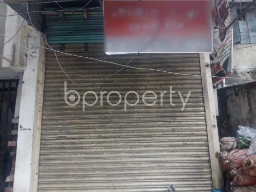 Front view - Shop to Rent in Hatirpool, Dhaka - 1859479