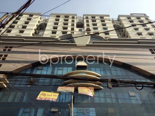 Front view - Shop to Rent in Tejgaon, Dhaka - 1859481